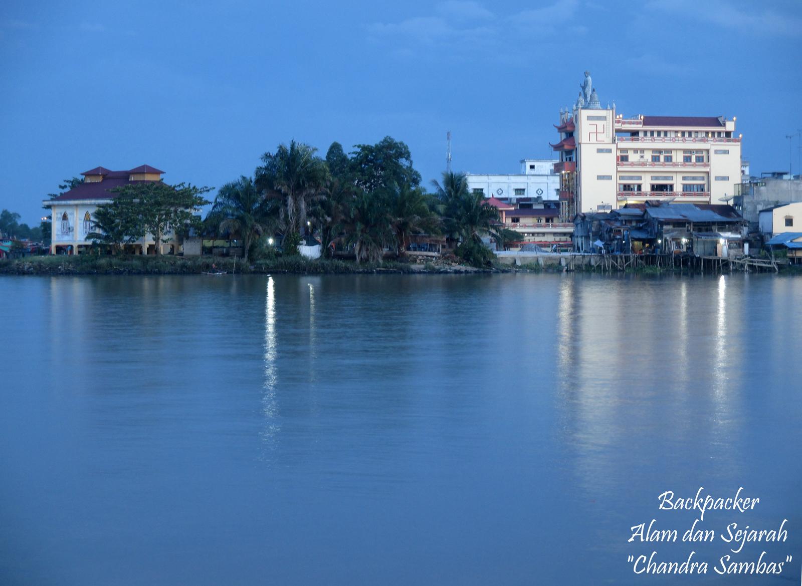 Pantai Galau dan Tanjung Balai Saat Malam | Backpacker ...