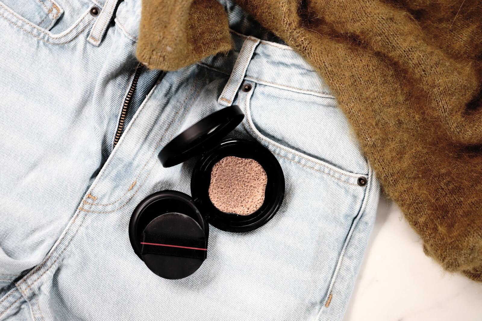 Shiseido Synchro Skin Cushion Avis
