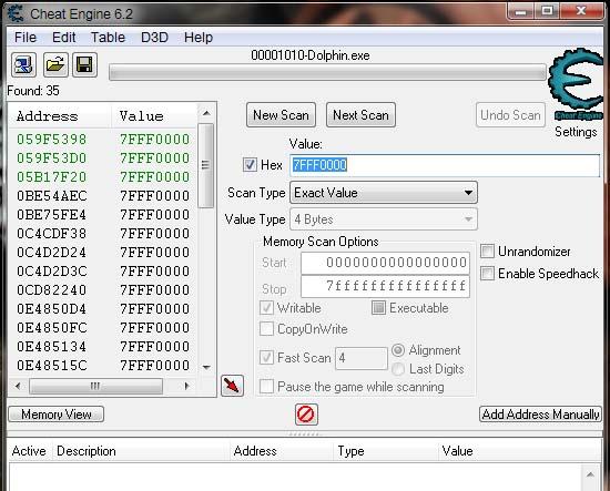 cheat codes dolphin emulator