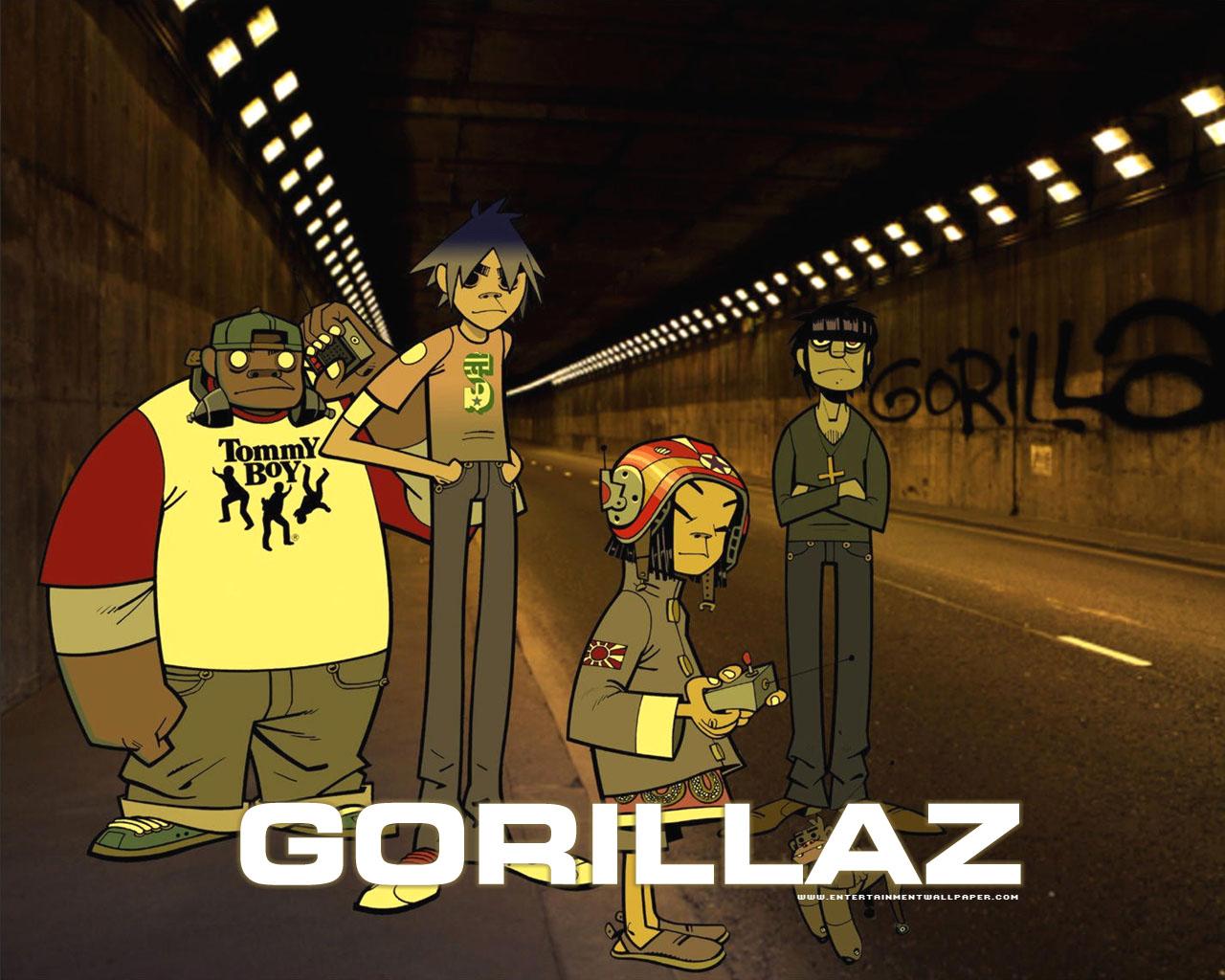 Hd desktop wallpaper gorillaz wallpaper hd - Gorillaz 2d wallpaper ...