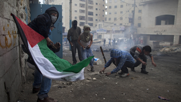 Israeli forces fire on protesters - nakba