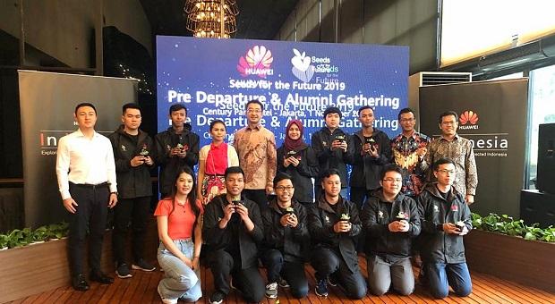 Huawei Dukung Pengembangan SDM TIK Berkompetensi Global