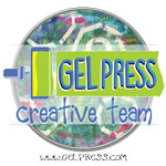 Gel Press Badge