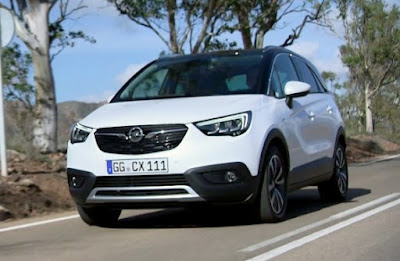 Opel Begins Crossland X Production | 2017 Electric Cars