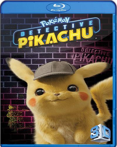Pokémon Detective Pikachu [2019] [BD50] [Latino] [3D]