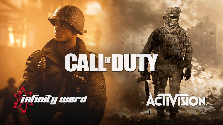call of duty 2009 announcement activision infinity ward