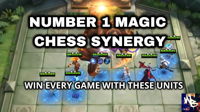 Combo Mage Magic Chess