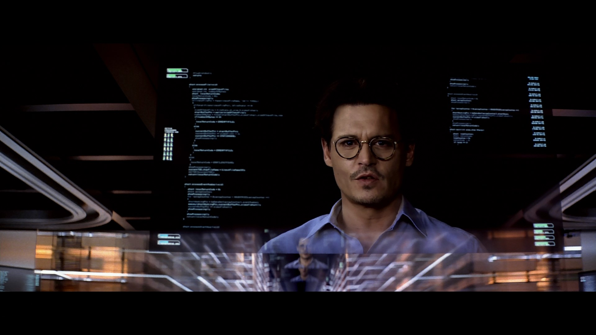 Transcendence: Identidad virtual (2014) 1080p BRrip Latino