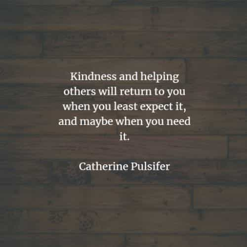 Helping others quotes to inspire doing good deeds