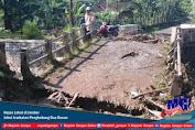 Hujan Lebat di Jember Jebol Jembatan Penghubung Dua Dusun