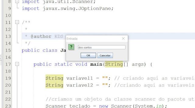 Criando Janela Java no Netbeans
