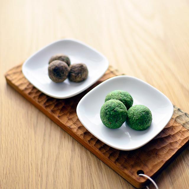 日本茶ノ生餡「しずおか緑茶・焙じ茶」を使った、お茶の米粉クッキーのレシピ。おいしい日本茶研究所。