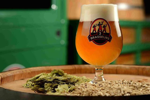 Cerveja Abadia Pale Ale Les 3 Brasseurs