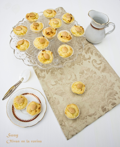 Yemas - Reto de verano recetas de tía Alia