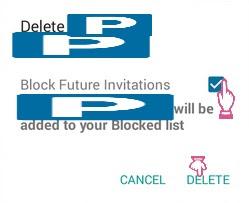 Blokir BBM