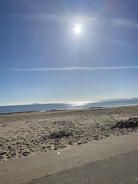 Bournemouth beach uk