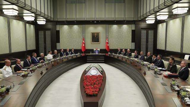 Όλα τα τουρκικά κόμματα, εκτός των Κούρδων, τάσσονται εναντίον Ελλάδας και Κύπρου