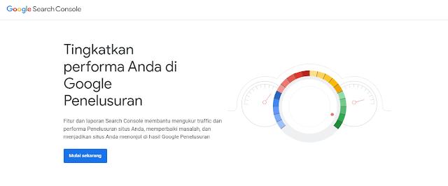Cara Mendaftarkan Website di Google Search Console 2019