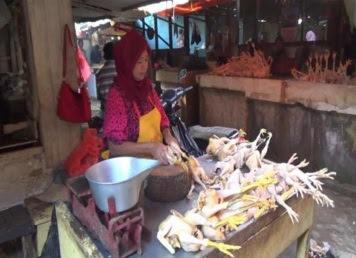 Flu Burung Serang Warga, Harga Ayam di Tuban Menurun Drastis