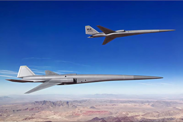 USAF awards Exosonic contract to develop supersonic aggressor drone
