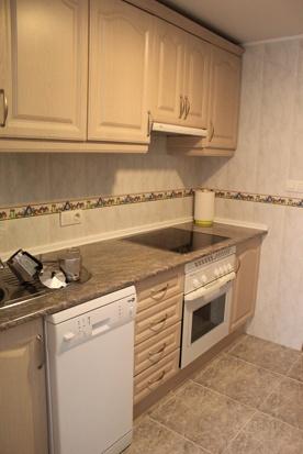 apartamento en venta benicasim playa terrers cocina