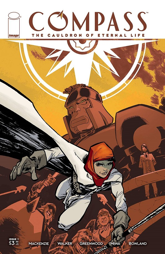 Cover of Compass #1