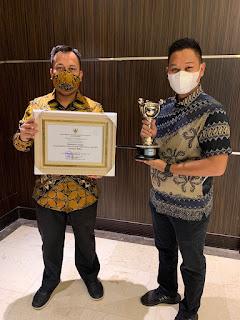 Kabupaten Lingga Terima Penghargaan APE dari Kemen PPPA