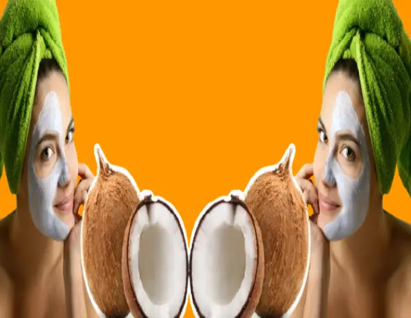 فوائد زيت جوز الهند للبشرة الدهنية
