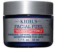 "Kiehl's Facial Fuel ""Heavy Lifting"""