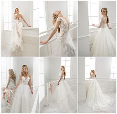 collezione abiti sposa olympia