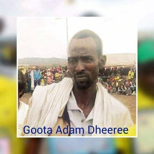 Madda Walaabuu Press: SEENNAA GOOTAA ILMA OROMOO AADAM DHEEREE