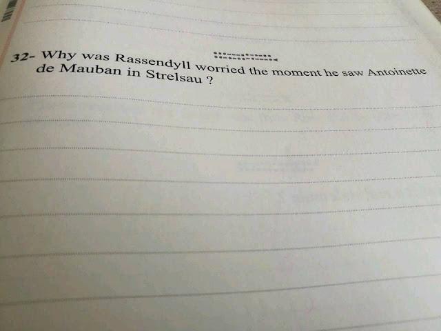 اجابات امتحان الأنجليزي 2018