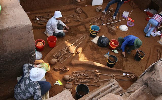 Archaeology uncovers infectious disease spread 4000 years ago