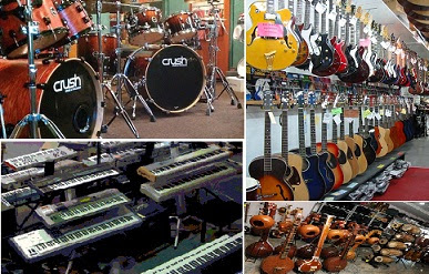 Pusat Grosir Alat Musik Terlengkap di Indonesia