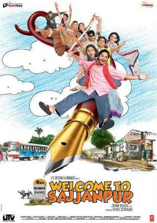 Welcome To Sajjanpur 2008 Full Hindi Movie Download HDRip 720p