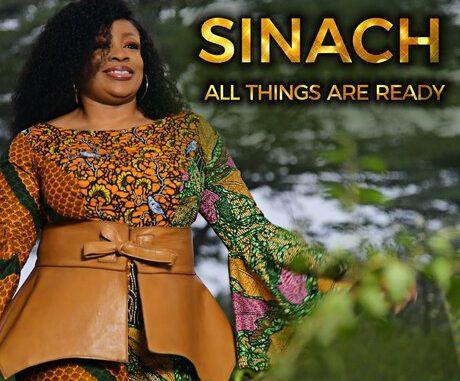Sinach – All Things Are Ready Lyrics