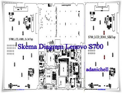 Skema Diagram Lenovo S700