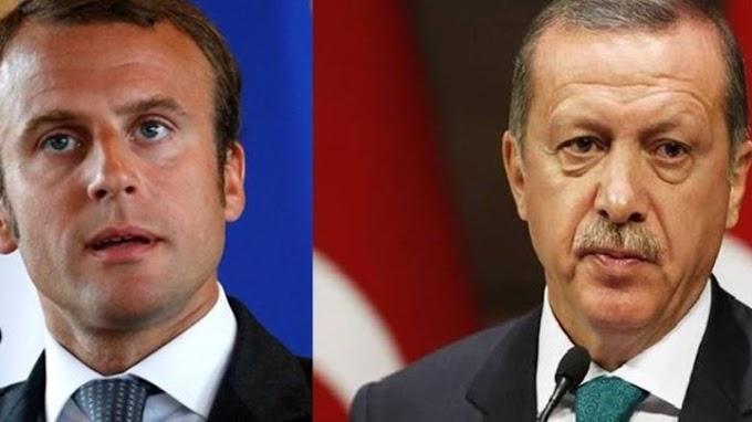 Επίθεση Ερντογάν σε Μακρόν: Είναι «ανίκανος φιλόδοξος»
