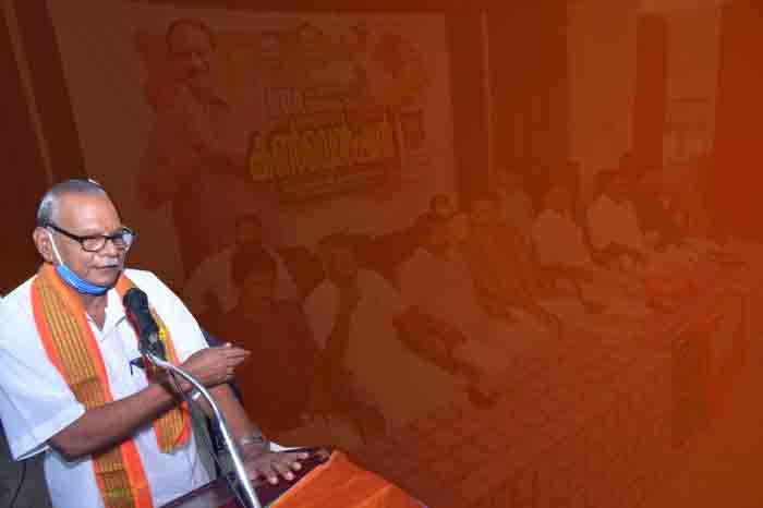 Kanhangad, Kasaragod, Kerala, Constituency, NDA, Convention, Activists, Kanhangad constituency NDA convention excited for activists.