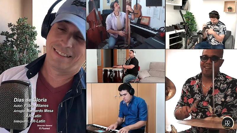 AR-Latin - ¨Días de gloria¨ (Pablo Milanés) - Directora Raquel Plumed. Portal Del Vídeo Clip Cubano. Música cubana. CUBA.