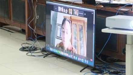 BAP DPD RI Tindaklanjuti Aduan Masyarakat Dayak Modang Long Way