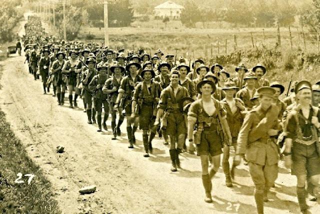 amerika ikut Perang Dunia I