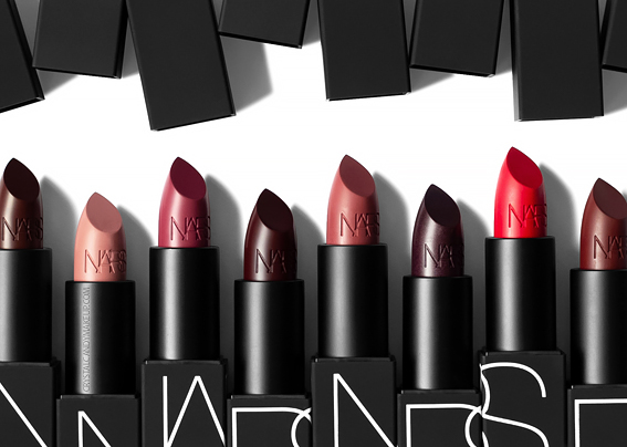 Rouges à lèvres Satin Matte de NARS Avis Revue Swatches