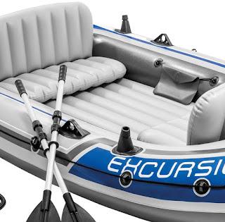 Barca Intex Excursion 4