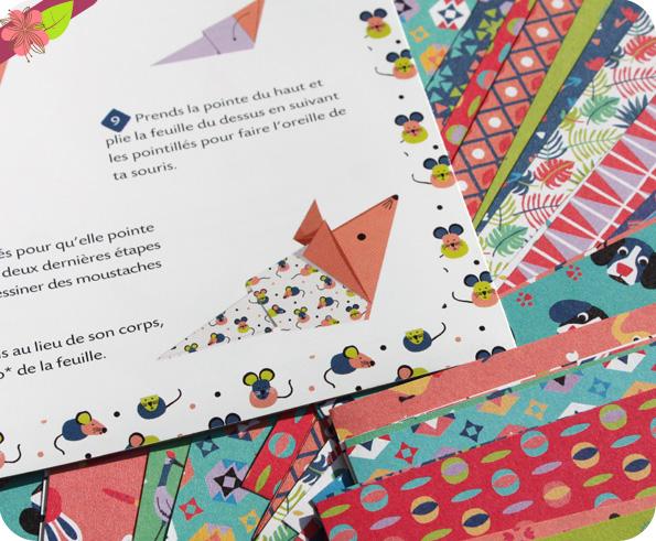 Origamis - Emilie Lapeyre - Gründ