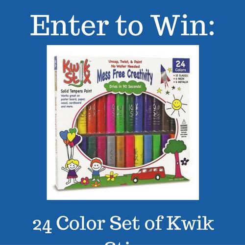 Giveaway of Kwik Stix