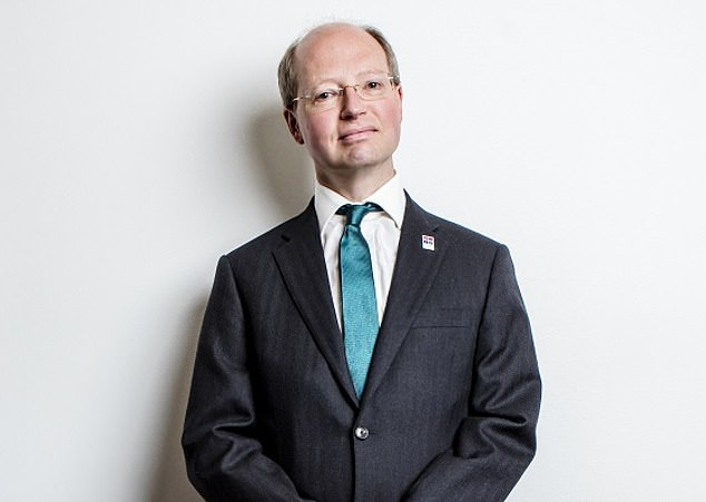 Philip Rutnam Bio, Wiki, Age, Height, Wife, Net Worth, Philip Rutnam Resignation