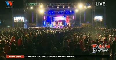 LIVE  |  WASAFI FESTIVAL TABORA (JULY 20, 2019)