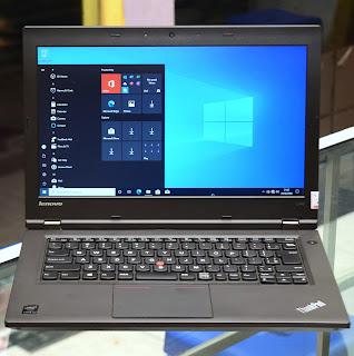 Jual Lenovo ThinkPad L440 Core i3 Haswell Malang