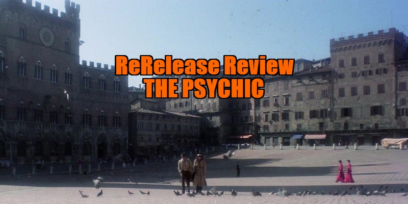 the psychic review